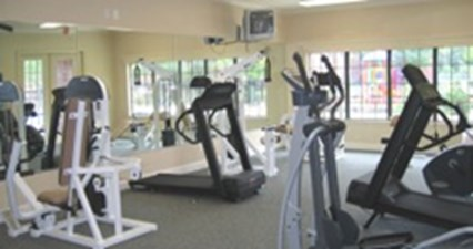 Fitness Center at Listing #144697