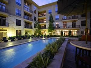 Pool at Listing #144790