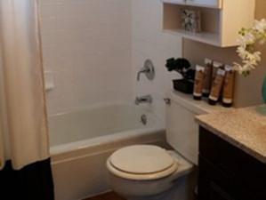 Bathroom at Listing #136134