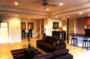 Living Room at Listing #146614