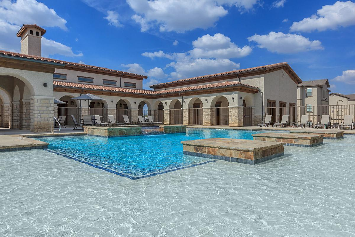 Pool at Listing #274978