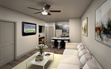 Living Area at Listing #278071