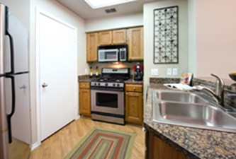 Kitchen at Listing #140547