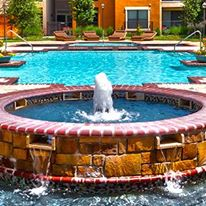 Pool at Listing #226138