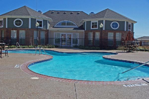 Pool at Listing #144961
