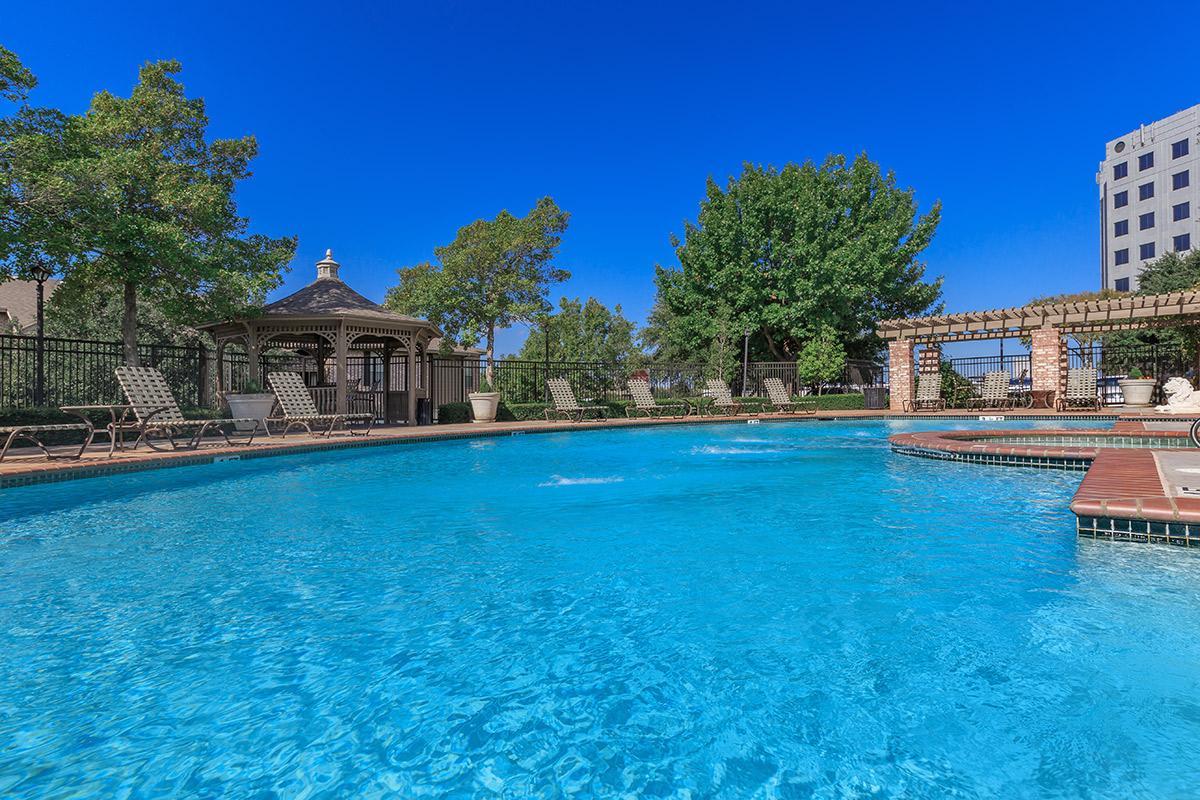 Pool at Listing #137697