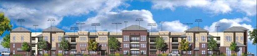 Quadrangles on Twenty Apartments Grand Prairie TX