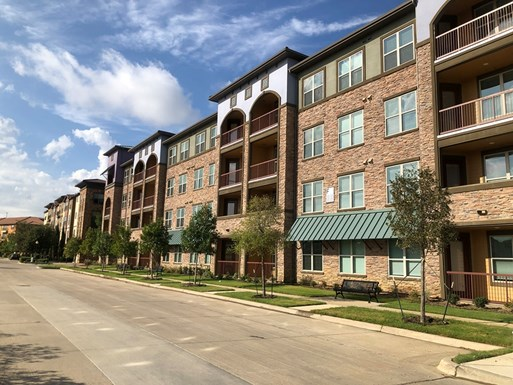 Dominion at Mercer Crossing Apartments