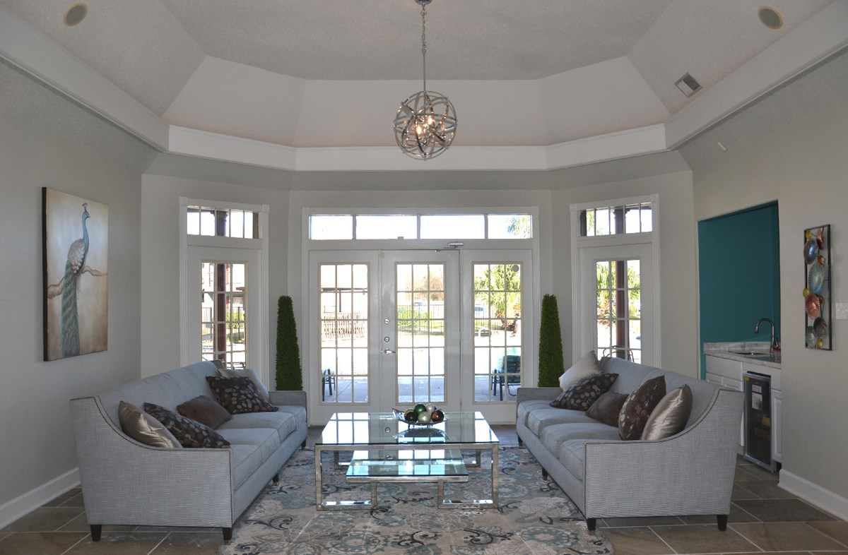 Clubhouse at Listing #138369