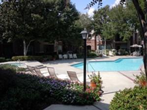 Pool at Listing #138680