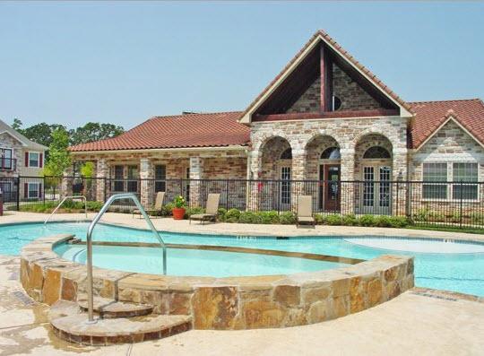 Pool at Listing #147432
