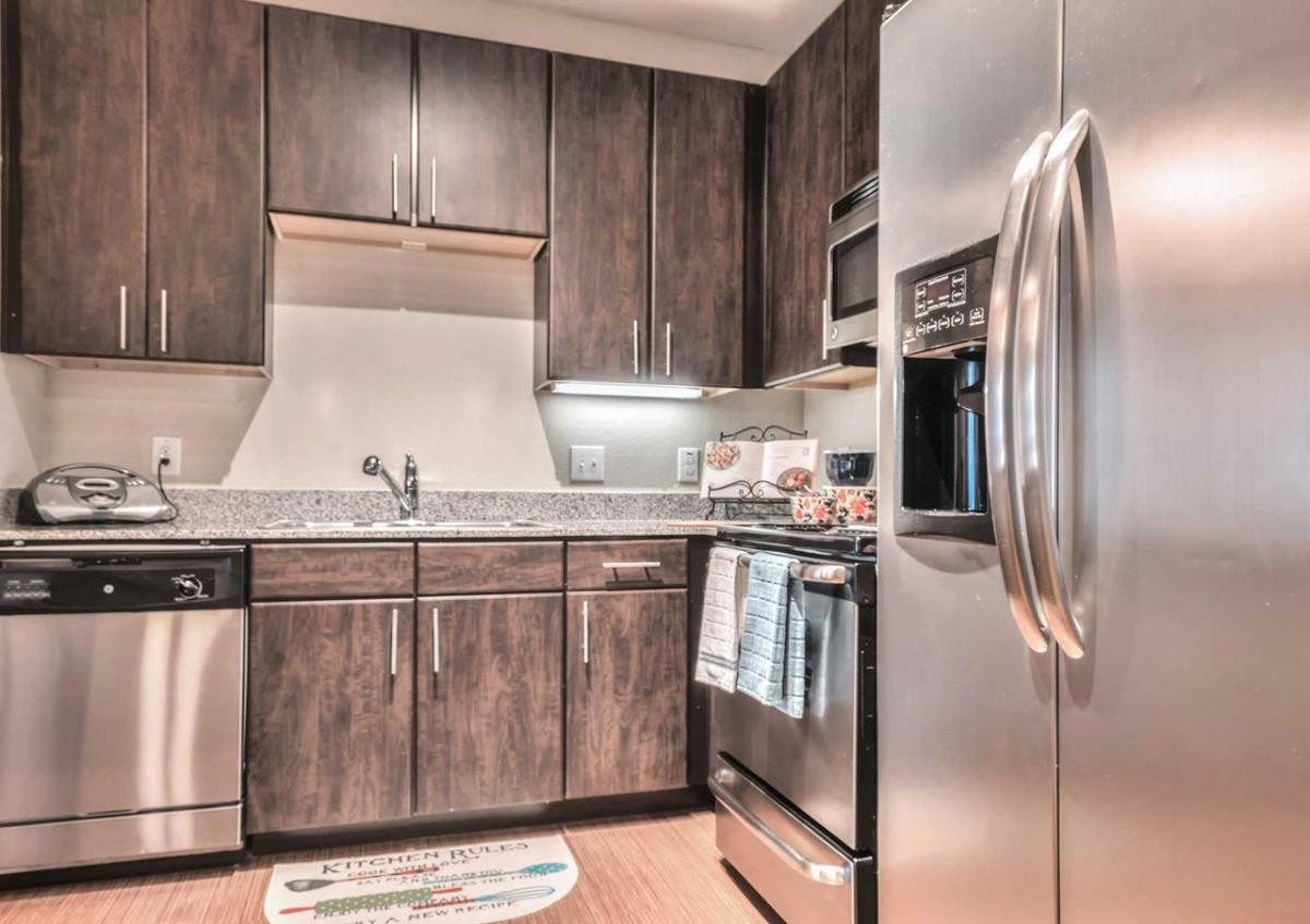 Kitchen at Listing #155267