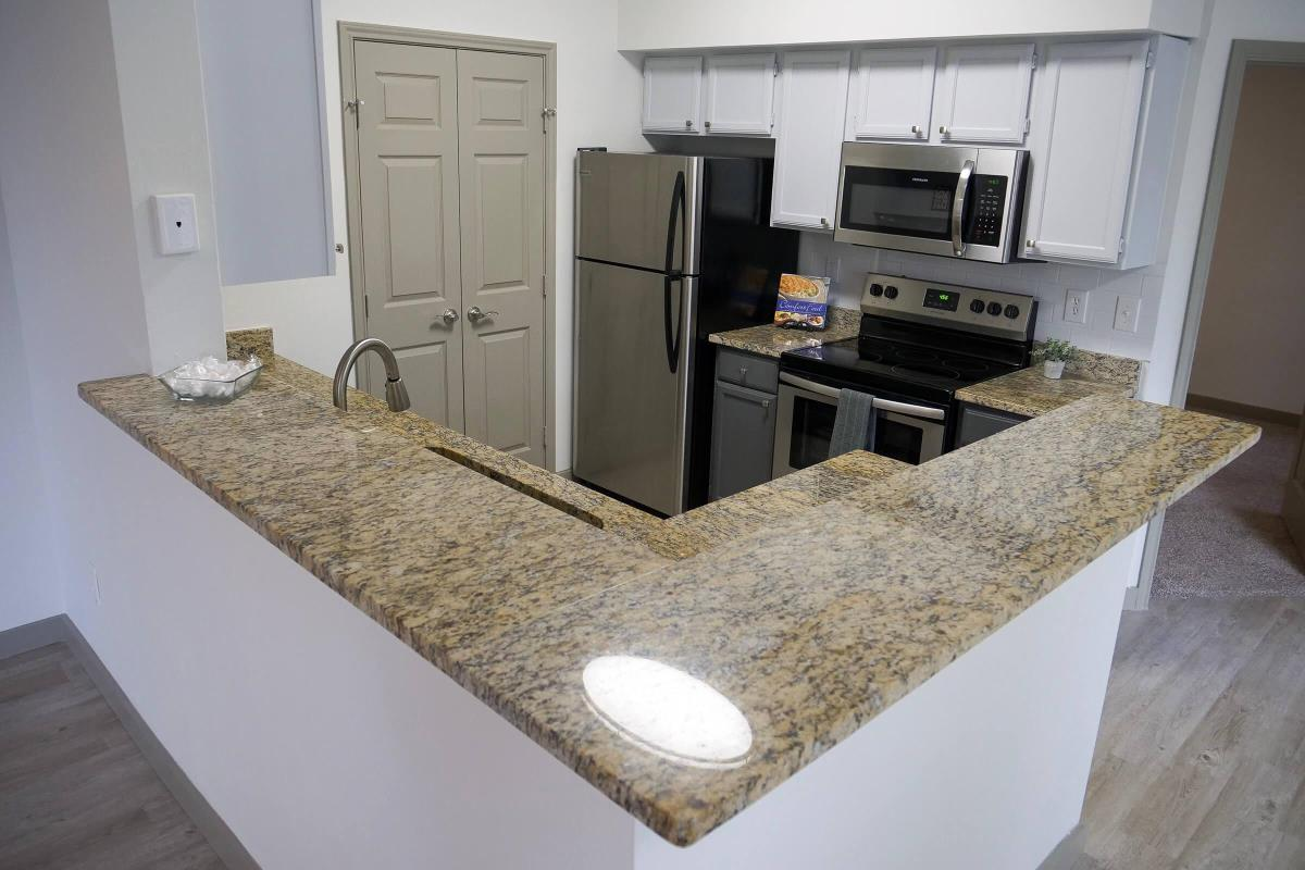 Kitchen at Listing #138150