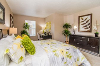 Bedroom at Listing #138985