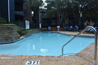Pool at Listing #135885