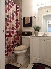 Bathroom at Listing #140826