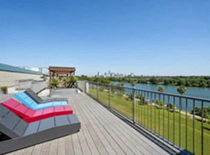 Rooftop Deck at Listing #150483