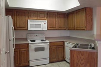 Kitchen at Listing #144955