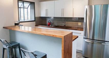 Kitchen at Listing #135991