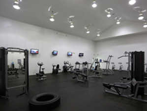 Fitness Center at Listing #152229