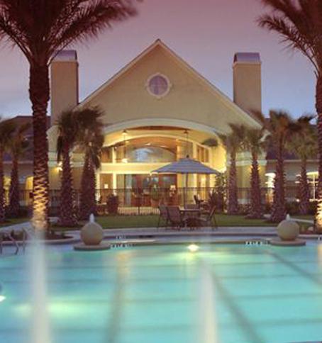 Pool at Listing #144429