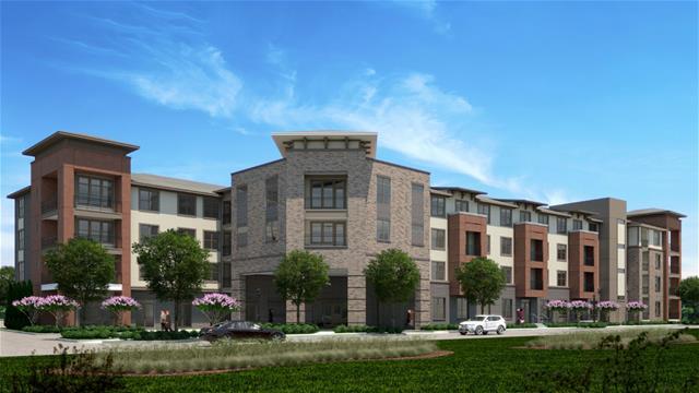 Overture Plano Apartments Plano, TX