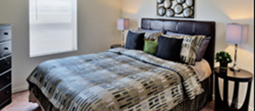 Bedroom at Listing #141274