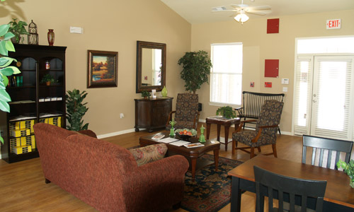 Clubhouse at Listing #227091