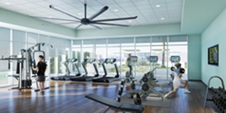 Fitness at Listing #236591