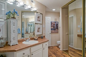 Bathroom at Listing #136910
