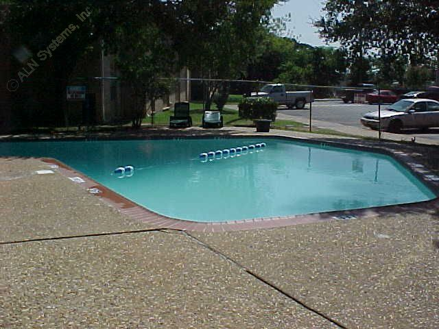 Pool Area at Listing #137813