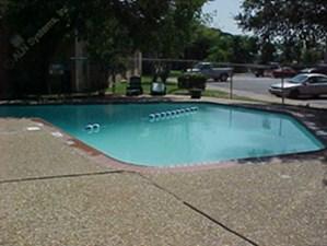 Pool Area at Listing #137813