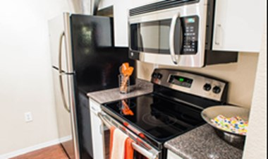 Kitchen at Listing #137615