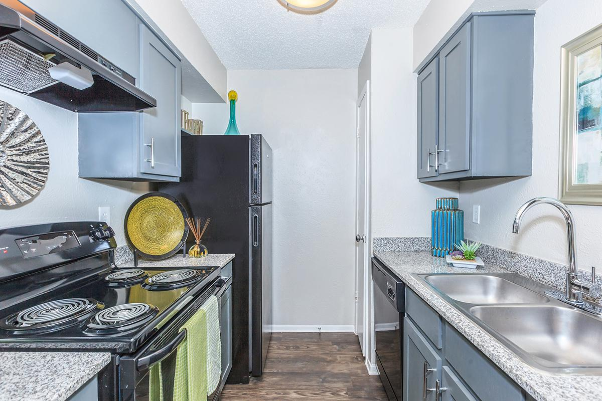 Kitchen at Listing #135735
