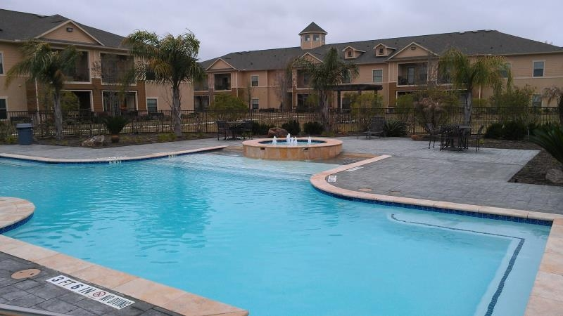 Pool at Listing #240534