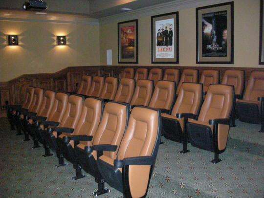 Theater at Listing #145137