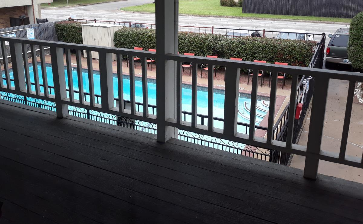 Patio at Listing #216276