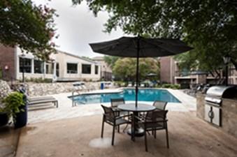 Pool at Listing #140991