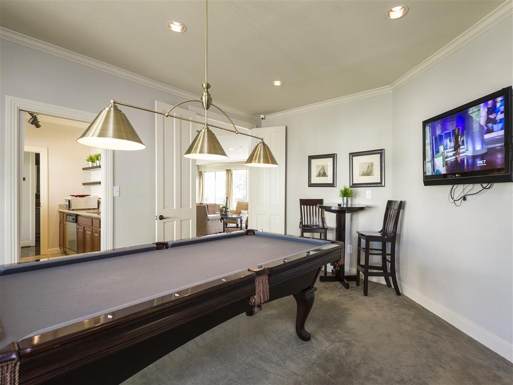 Gameroom at Listing #140640