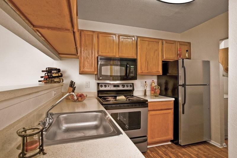Kitchen at Listing #135799