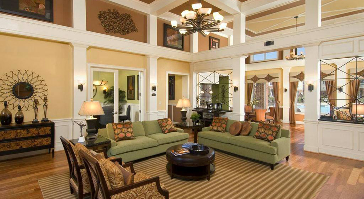 Clubhouse at Listing #147441