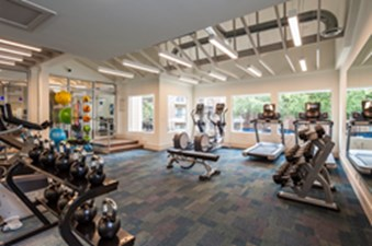 Fitness Center at Listing #140991