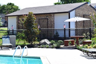 Pool at Listing #130612