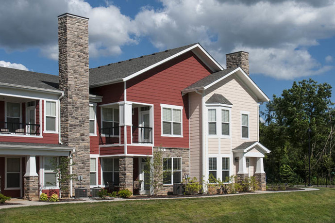 Exterior at Listing #260516