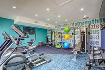Fitness at Listing #136466