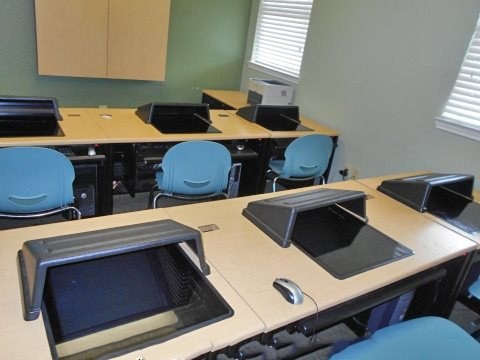 Computer Center at Listing #144090