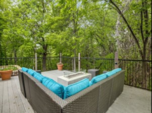 Fire Pit at Listing #137862