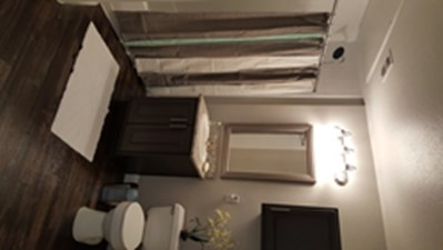 Bathroom at Listing #137944