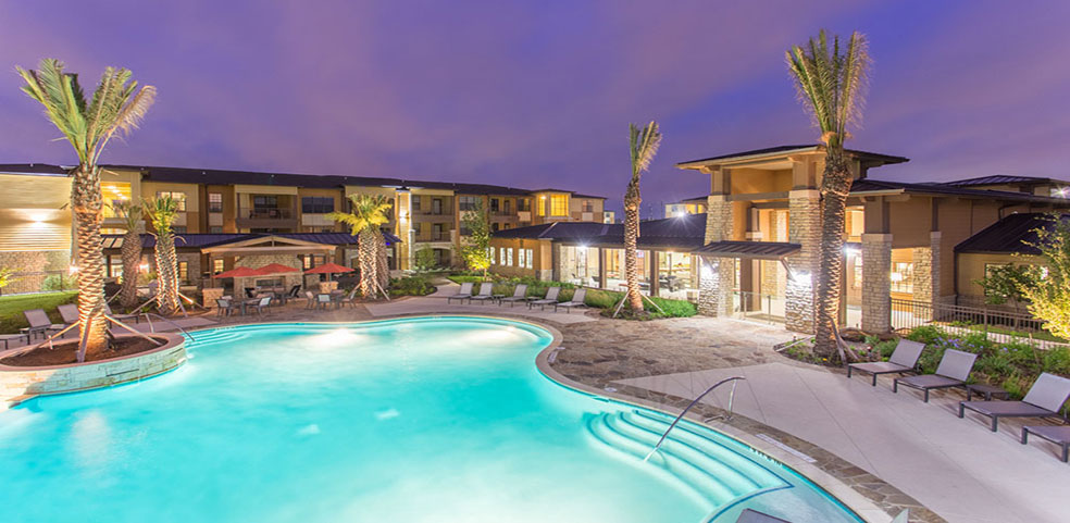 Dalian Monterrey Village Apartments San Antonio TX