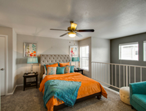 Bedroom at Listing #137155